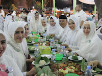 Wali Kota & Ketua TP PKK Silaturahmi & Buka Puasa Bersama Gabungan Organisasi Wanita