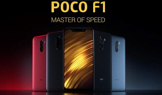 PocoPhone F1, criticado por sus competidores