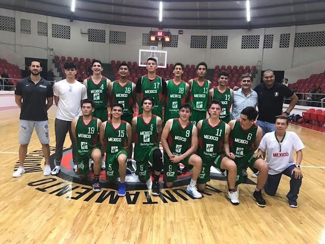 Roster Selección Mexicana U16 de 2019