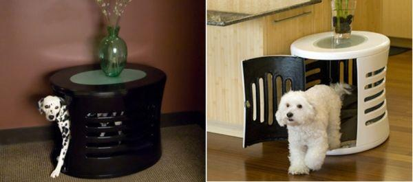 Cách thiết kế chuồng nuôi thú cưng trong nhà