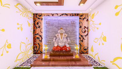 puja room ideas in small house