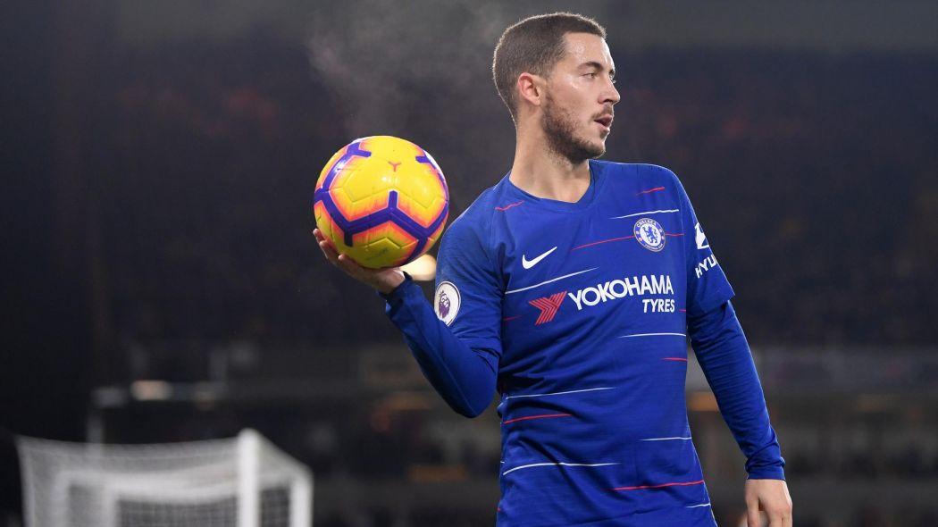 Hazard Akui Sarri Tingkatkan Penampilannya di Lapangan