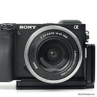 New Custom Modular L Bracket for SONY α6300 from Sunwayfoto
