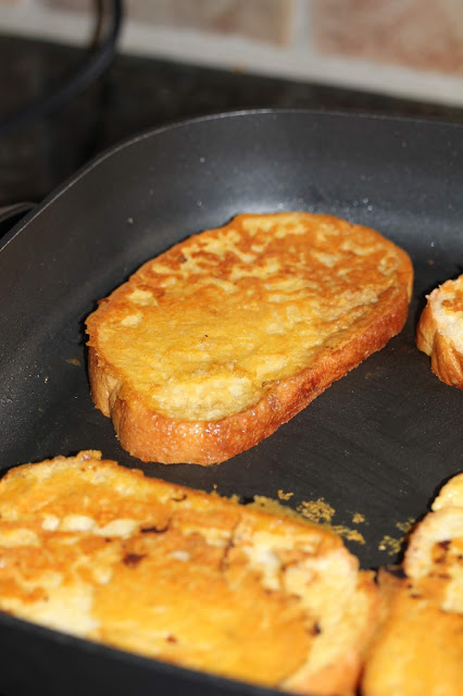The Vegg French Toast recipe