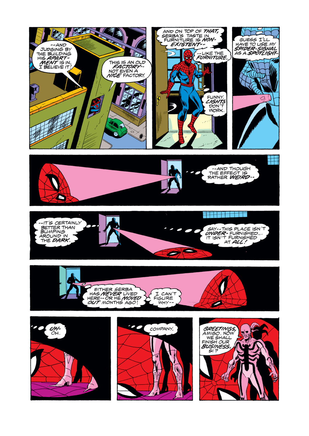 The Amazing Spider-Man (1963) 148 Page 13