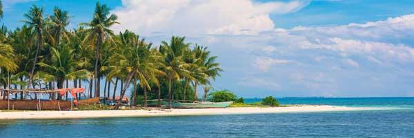 Best Island White Beaches ,Diving and Island Hoping  at Tubigon loon Bohol Philippines 2018 better than Boracay,Nacpan and Palawan