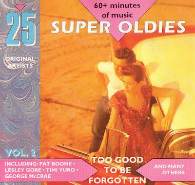 VA - 25 Super Oldies - Too Good To Be Forgott (Vol 2 - 1990)