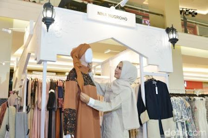 Nina Nugroho, Omset 400 Juta Per Bulan dari Jualan Busana Muslim