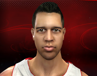 NBA 2K13 Landry Fields Cyberface Patches