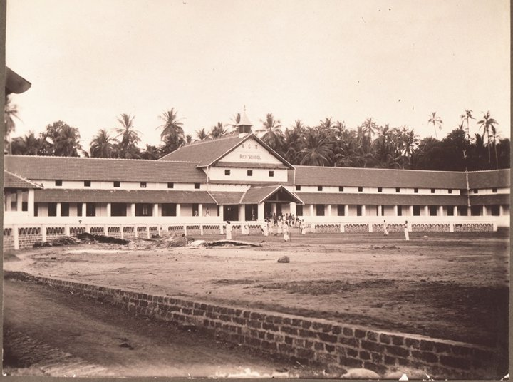 Old Calicut City Images
