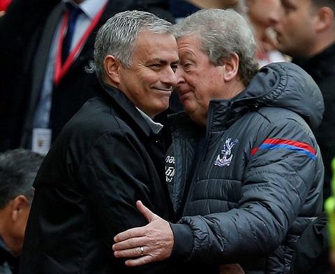 HLV Mourinho vẫn luôn hài lòng với sự thể hiện của cậu học trò
