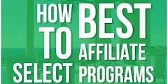 Begitu Banyak Program Afiliasi! Yang mana yang saya pilih?