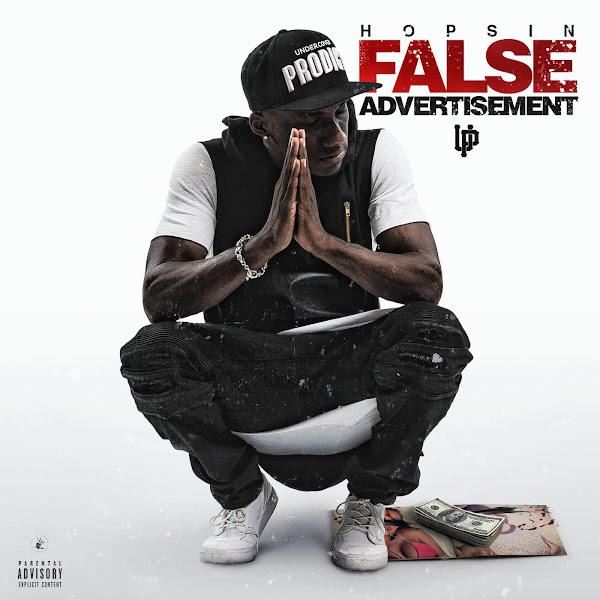 Hopsin - False Advertisement - Single Cover