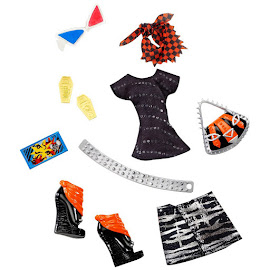 MH G1 Fashion Packs Toralei Stripe Doll