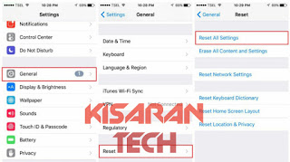 Mengatasi Whatsapp Error di Iphone