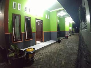 Kamaran Green Hijau Dekat Bns