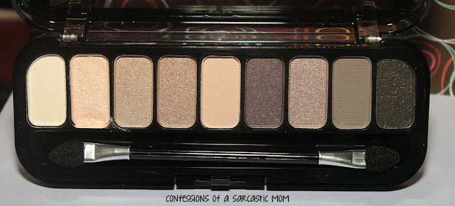 Jesse's Girl 9-pan palette in Dream Girl