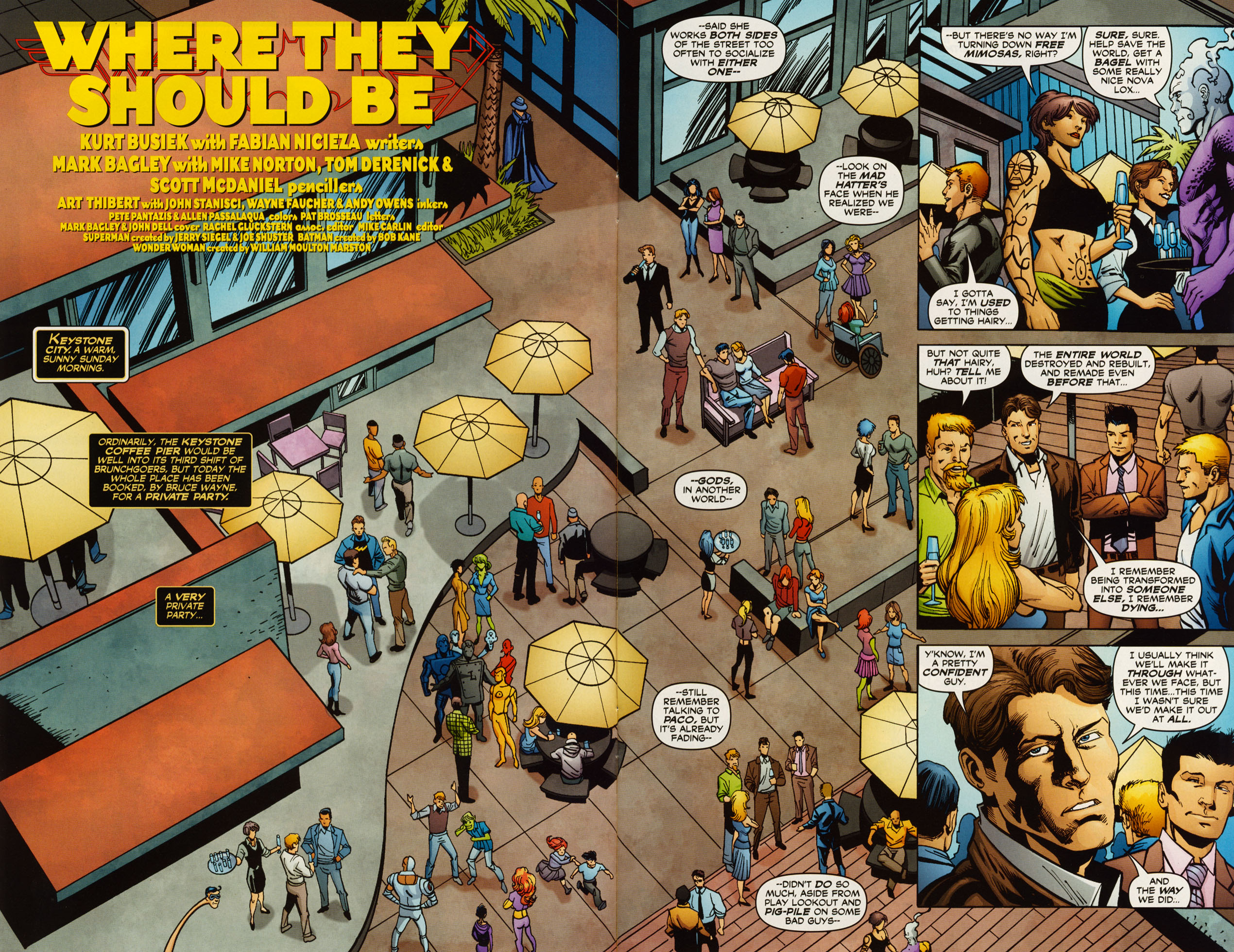 Read online Trinity (2008) comic -  Issue #52 - 5