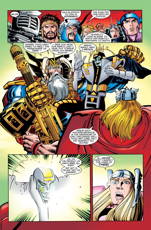 Thor (1998) Issue #13 #14 - English 13