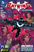 Os Novos 52! Batwing #32
