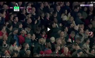 فيديو :  ارسنال يمطر شباك بورنموث بخماسية  الاربعاء 27-02-2019 الدوري الانجليزي