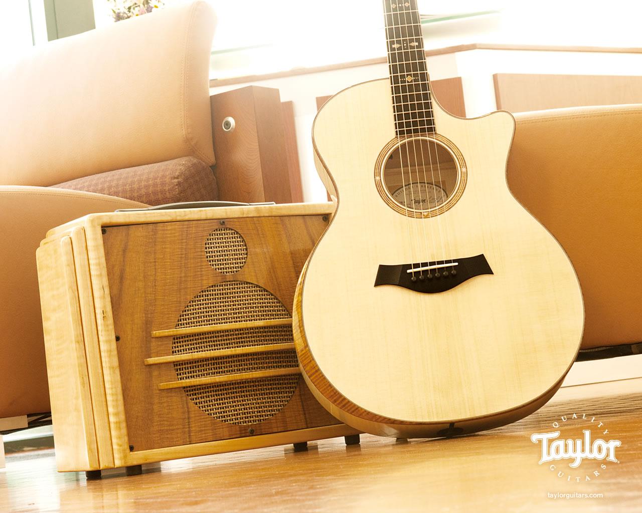 taylor guitars wallpapers - photo #15