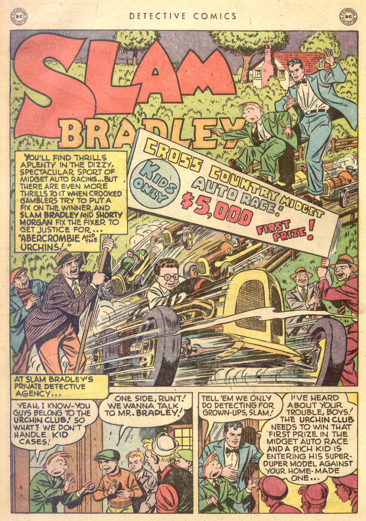 Read online Detective Comics (1937) comic -  Issue #134 - 16