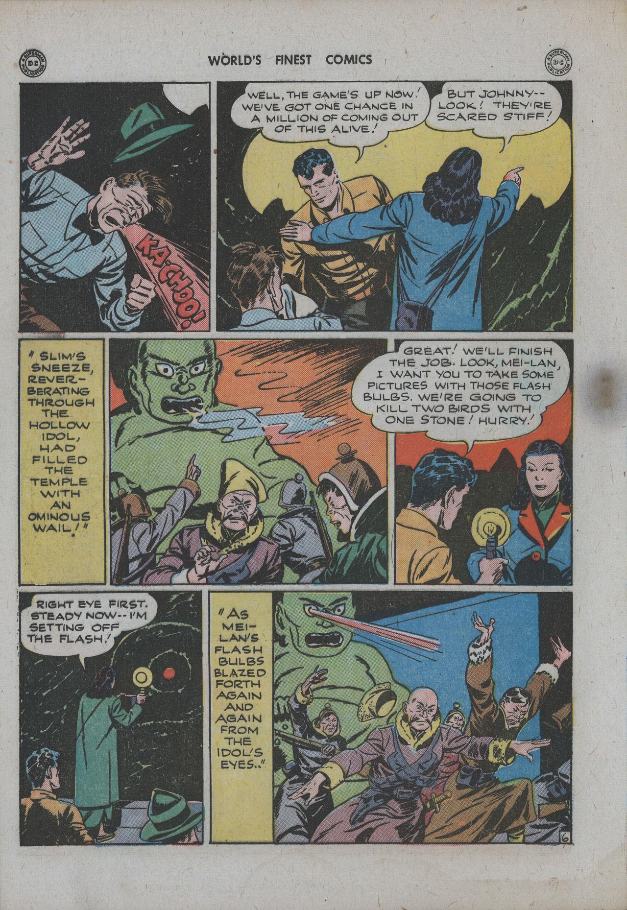 Read online World's Finest Comics comic -  Issue #15 - 67