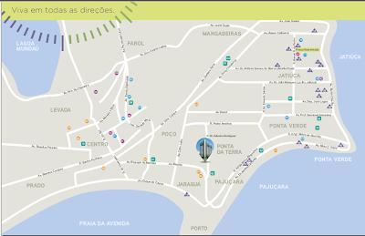 O residencial Pier 750 esta em uma ótima localização, pertinho do centro comercial da cidade de Maceió-AL e do centro cultural e artistico desta linda cidade, o bairro de Jaraguá.