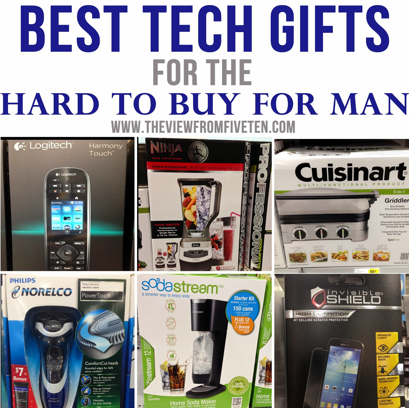 Best Tech Gifts For The Hard To Man