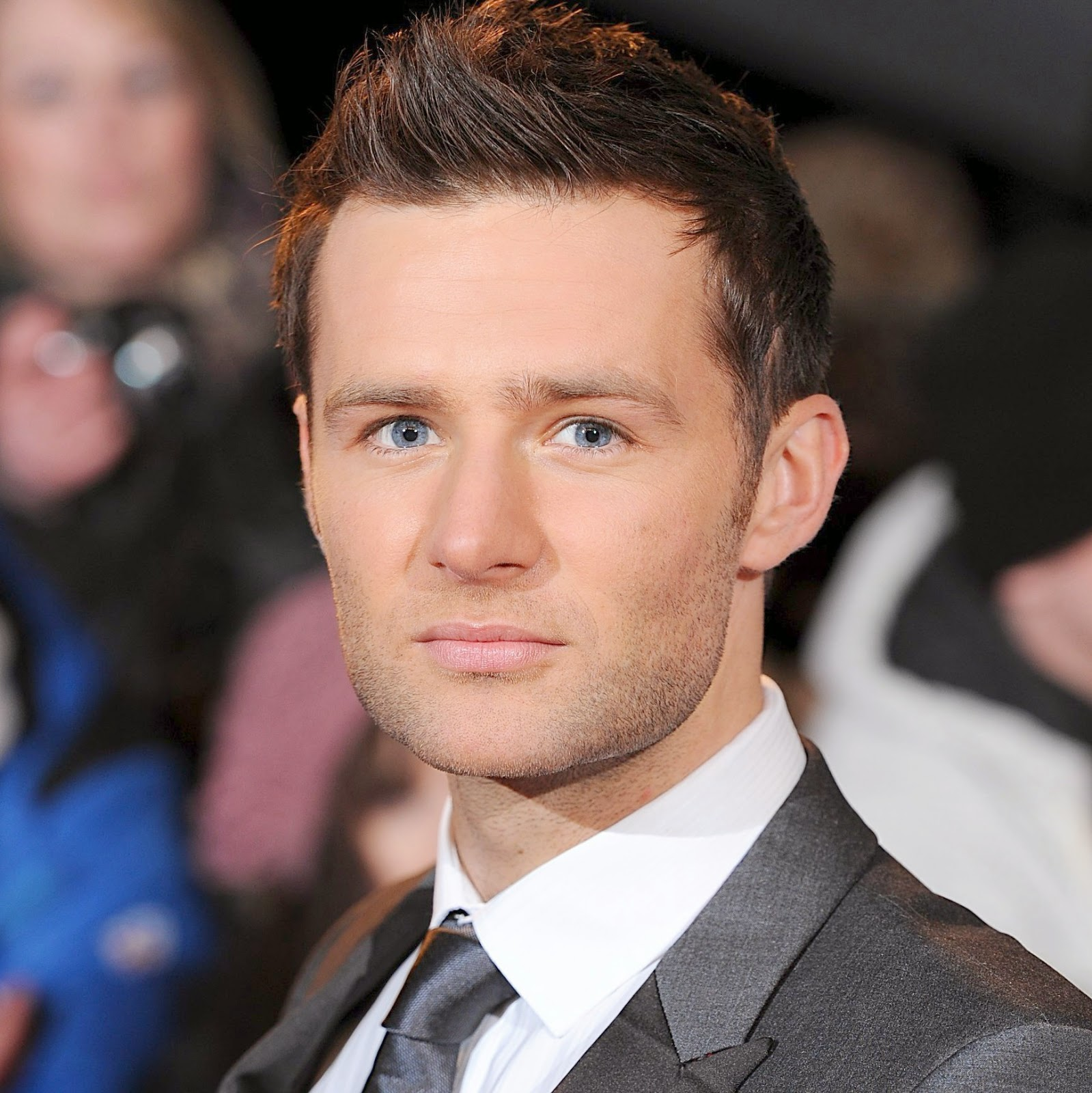 Harry Judd.