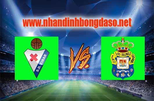 Nhận định bóng đá Eibar vs Las Palmas, 00h30 ngày 07/04
