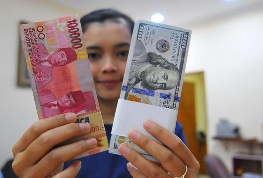 Ditutup ke Rp 14.382 Per Dolar AS, Rupiah Terbaik di Asia
