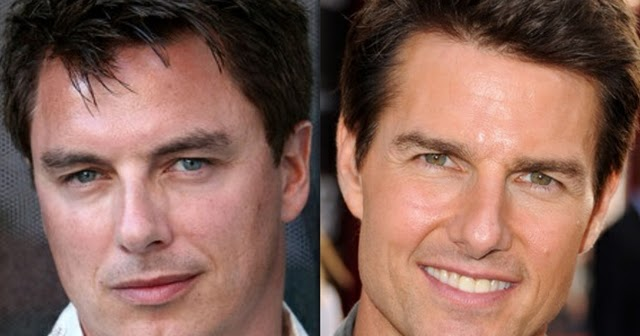 Flame24Soul.blogspot.com: John Barrowman looks like Tom Cruise look ...