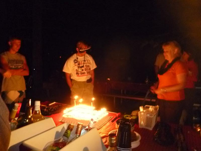 How To Get Heat Blaze Birthday Cake