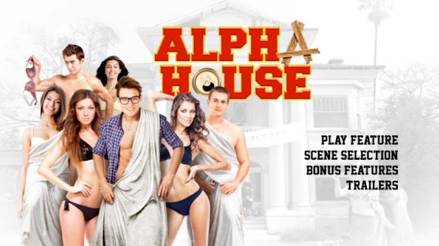 Alpha House (2014) English Movie 720p Download