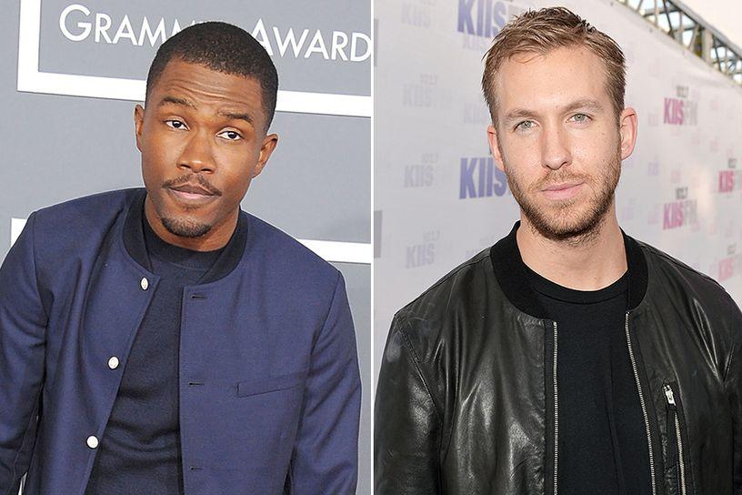 Escucha 'Slide', nuevo tema de Calvin Harris y Frank Ocean