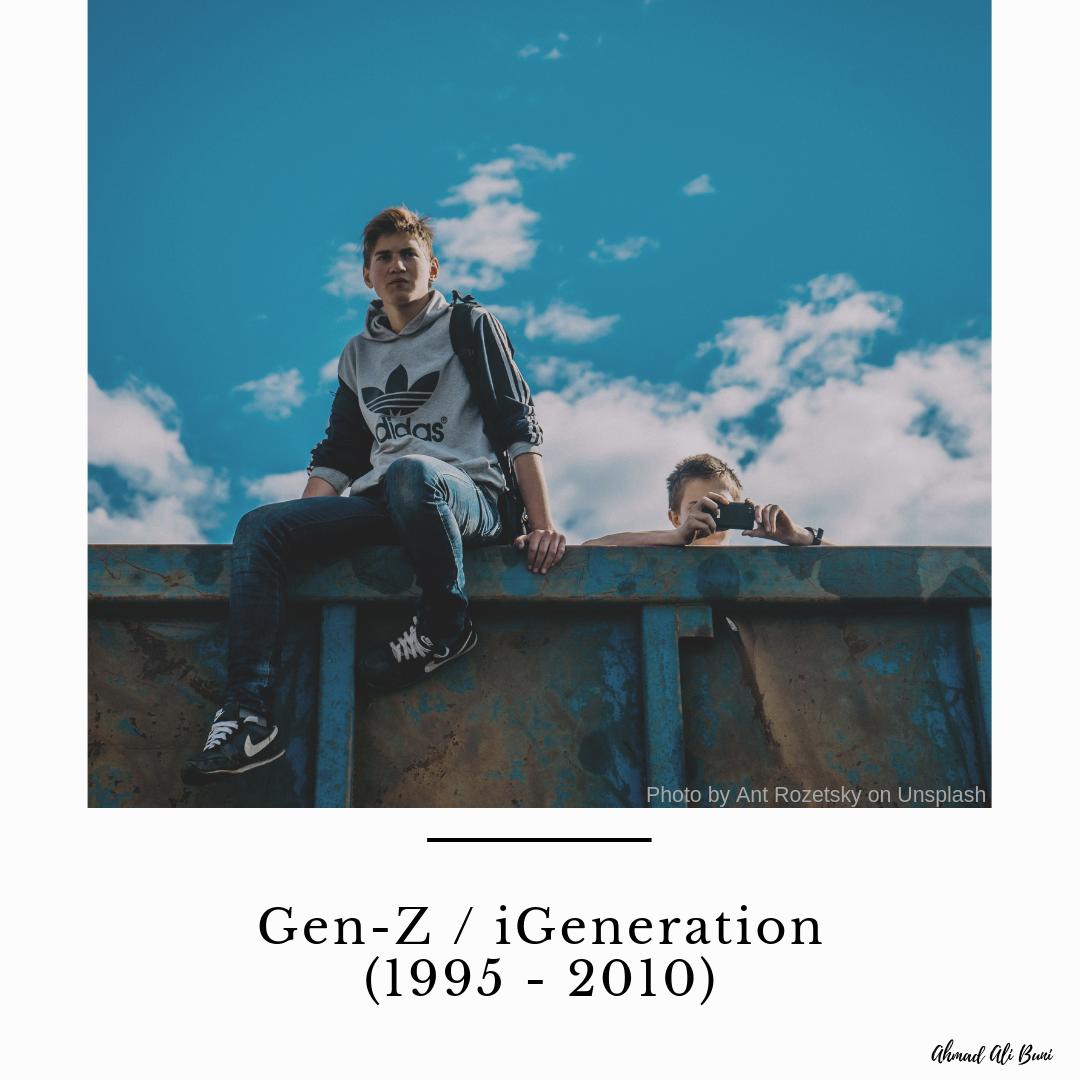 igeneration (gen-z)