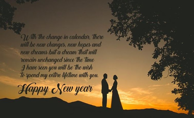 Happy New Year Quotes for Lover and Best Friends