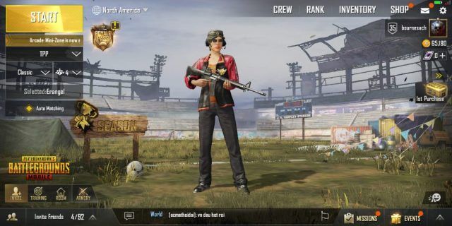 PUBG Mobile Gets Massive New Update With First Ever Royale Pass