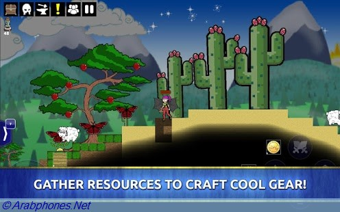 تحميل لعبة التنقيب The HinterLands Mining Game HD للأندرويد مجانا