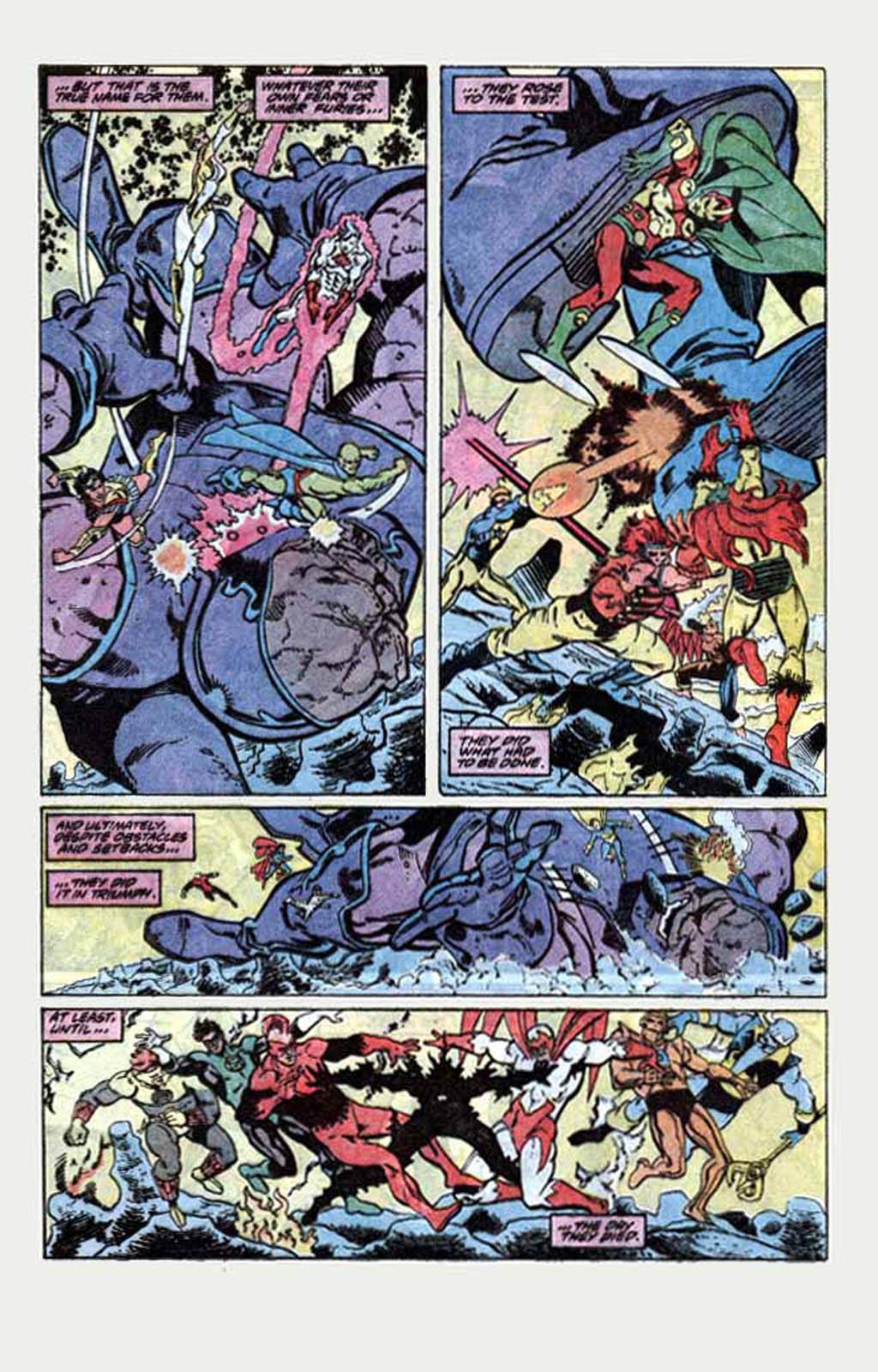 Read online Armageddon 2001 comic -  Issue #1 - 10