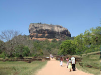 Sigiriya  Lion Mountain