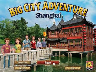 Big City Adventure - Shanghai