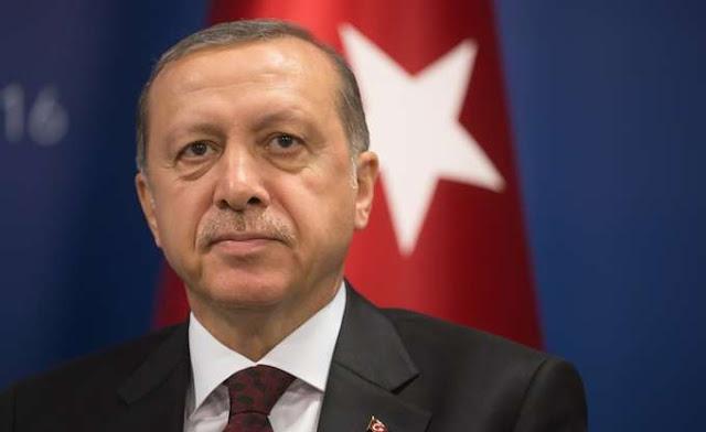 Ερντογάν: Δεν θα επιτρέψουμε νομιμοποίηση της κατοχής του Γκολάν