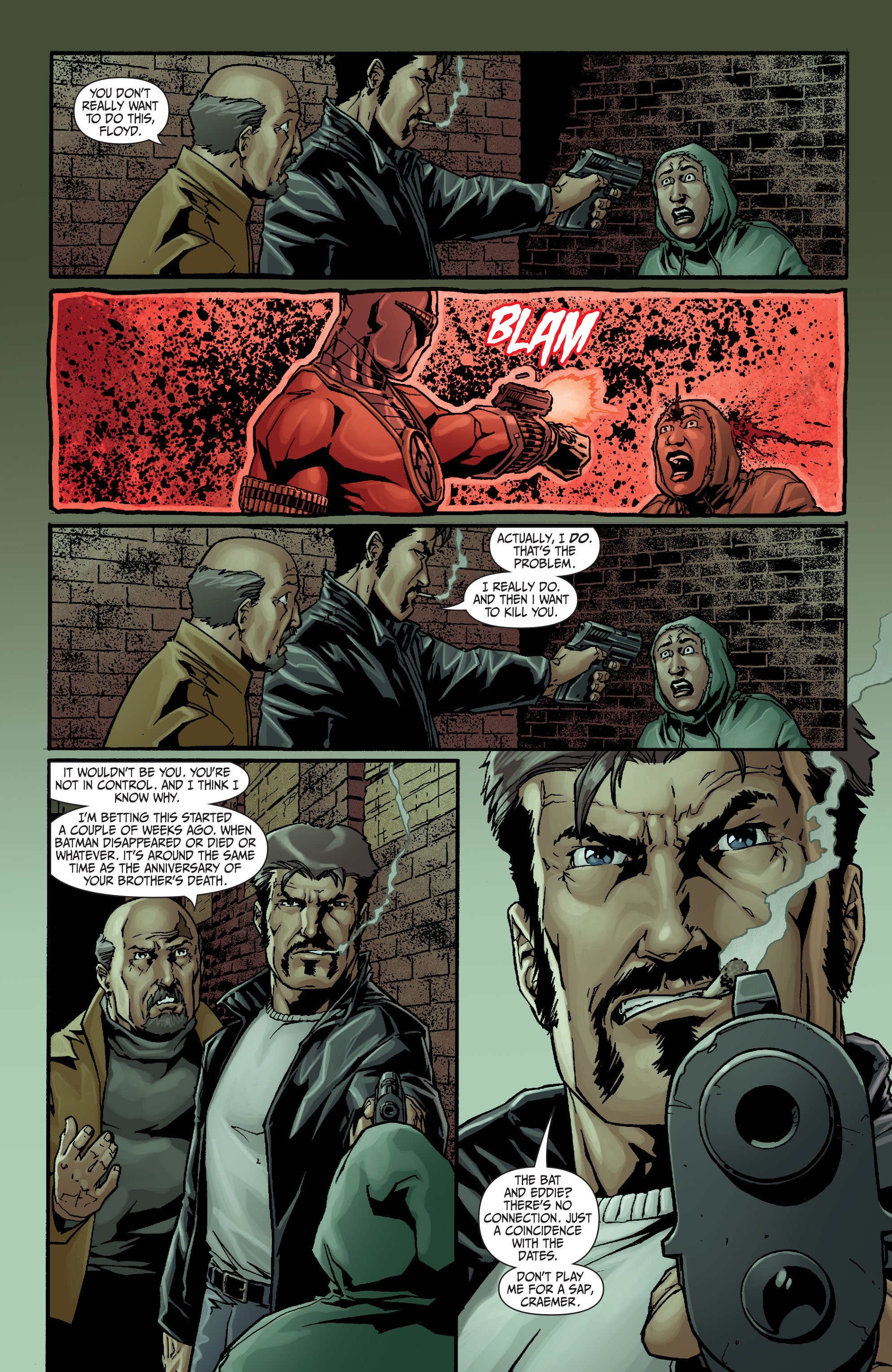 Read online Secret Six (2008) comic -  Issue #15 - 21