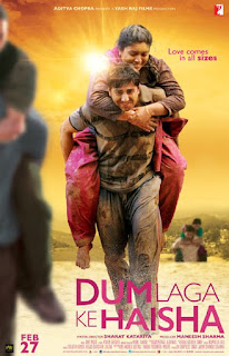 Dum Laga Ke Haisha (2015) Watch Online Download Full Movie