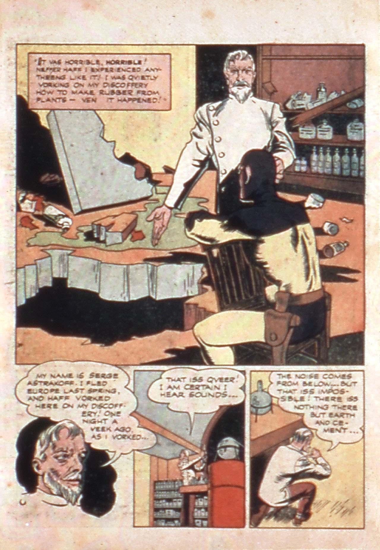 Read online All-Star Comics comic -  Issue #18 - 11