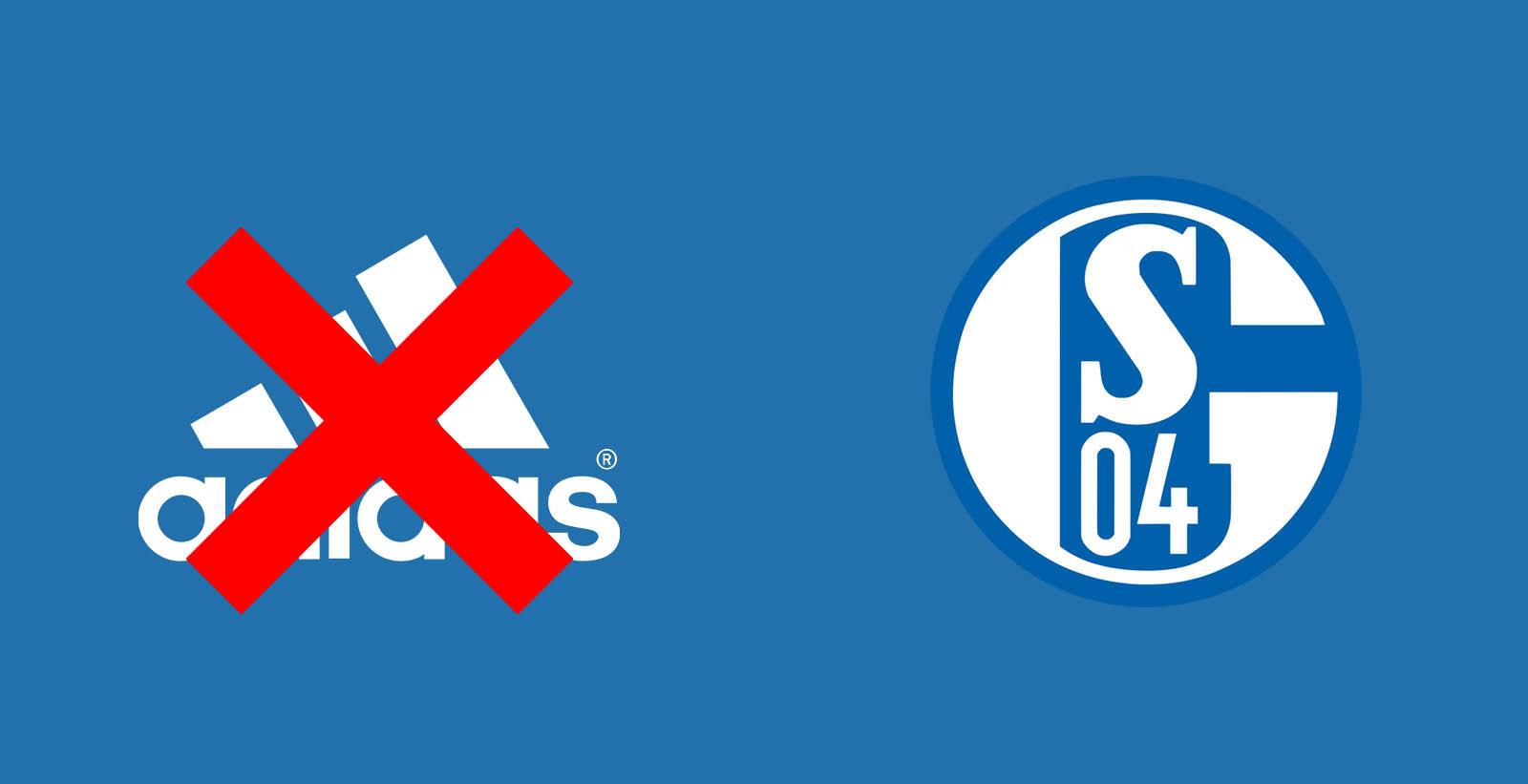 119f7f5a4 Clearance Schalke 04 To End Adidas Partnership