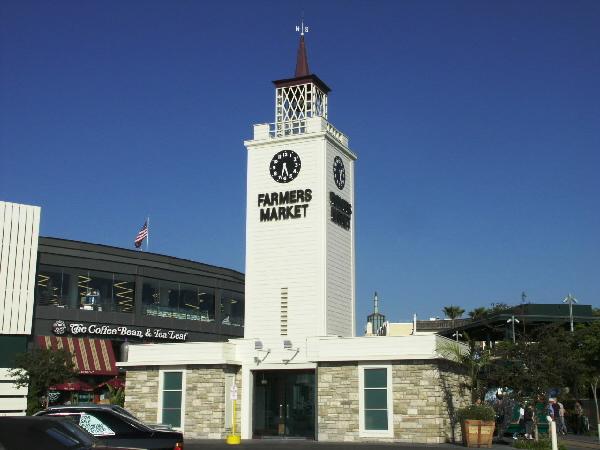 Fairfax Farmers Market Los Angeles
